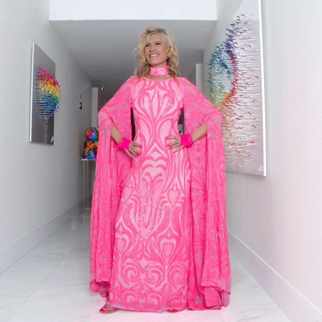 Pink Donna