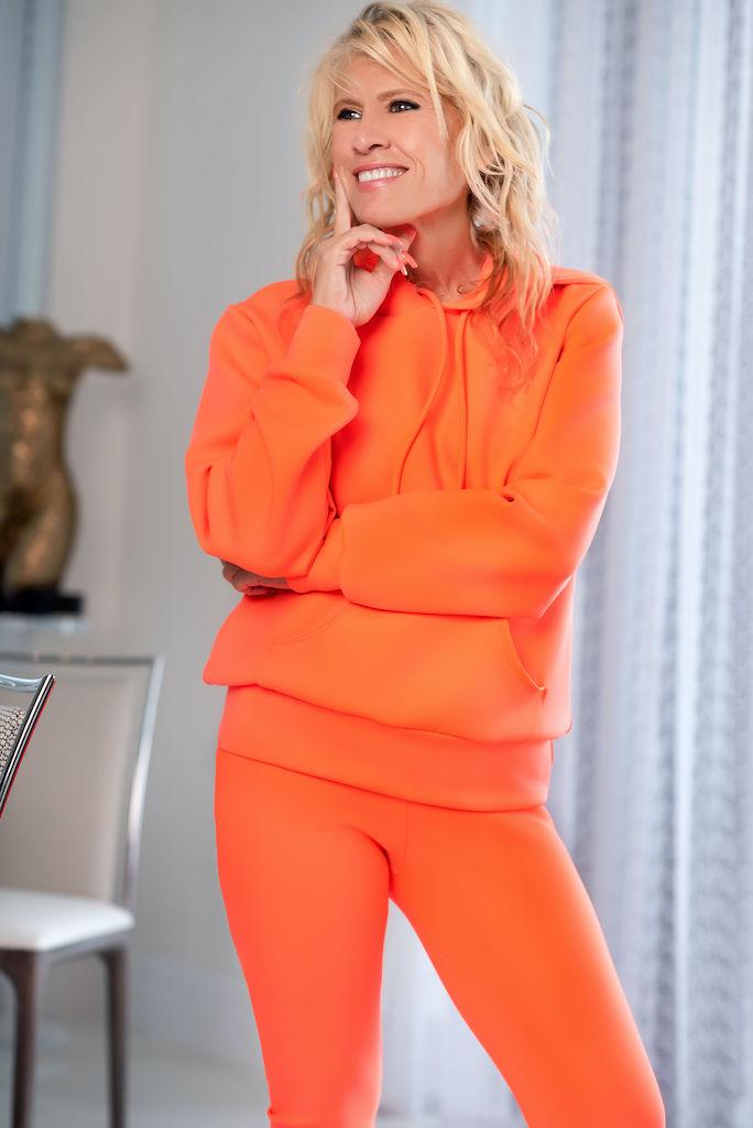 Orange Donna